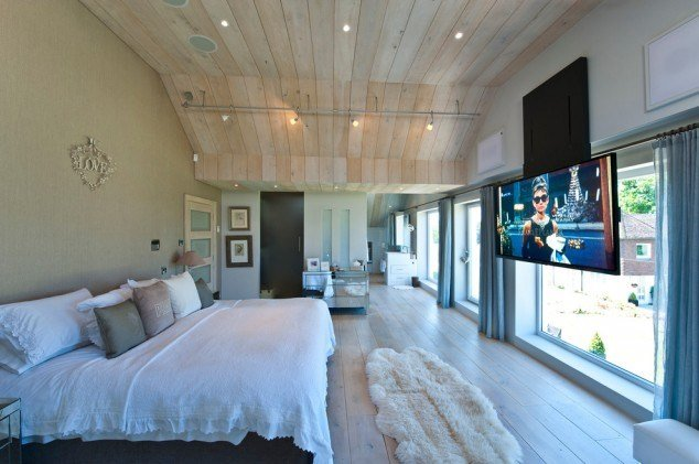 Best 16 Contemporary And Modern Bedroom Designs With Tv With Pictures