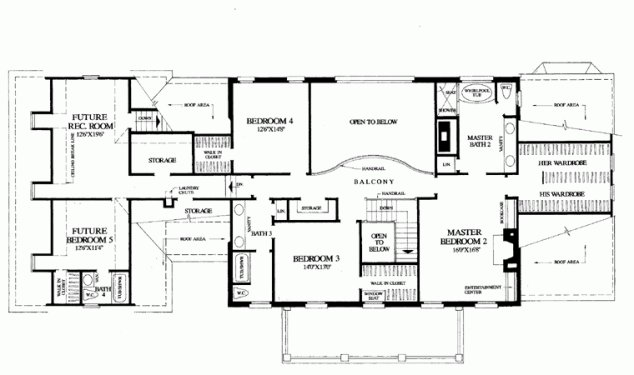 Best 5 Bedroom Colonial House Plan Favething Com With Pictures