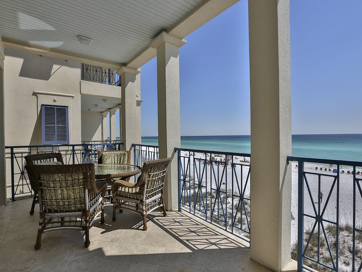 Best Destin Florida Usa 4 Bedroom Oceanfront Vacation Home Rental Pet Friendly With Pictures