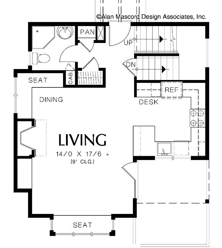 Best Awesome One Bedroom Home Plans 9 One Bedroom House Plans With Pictures