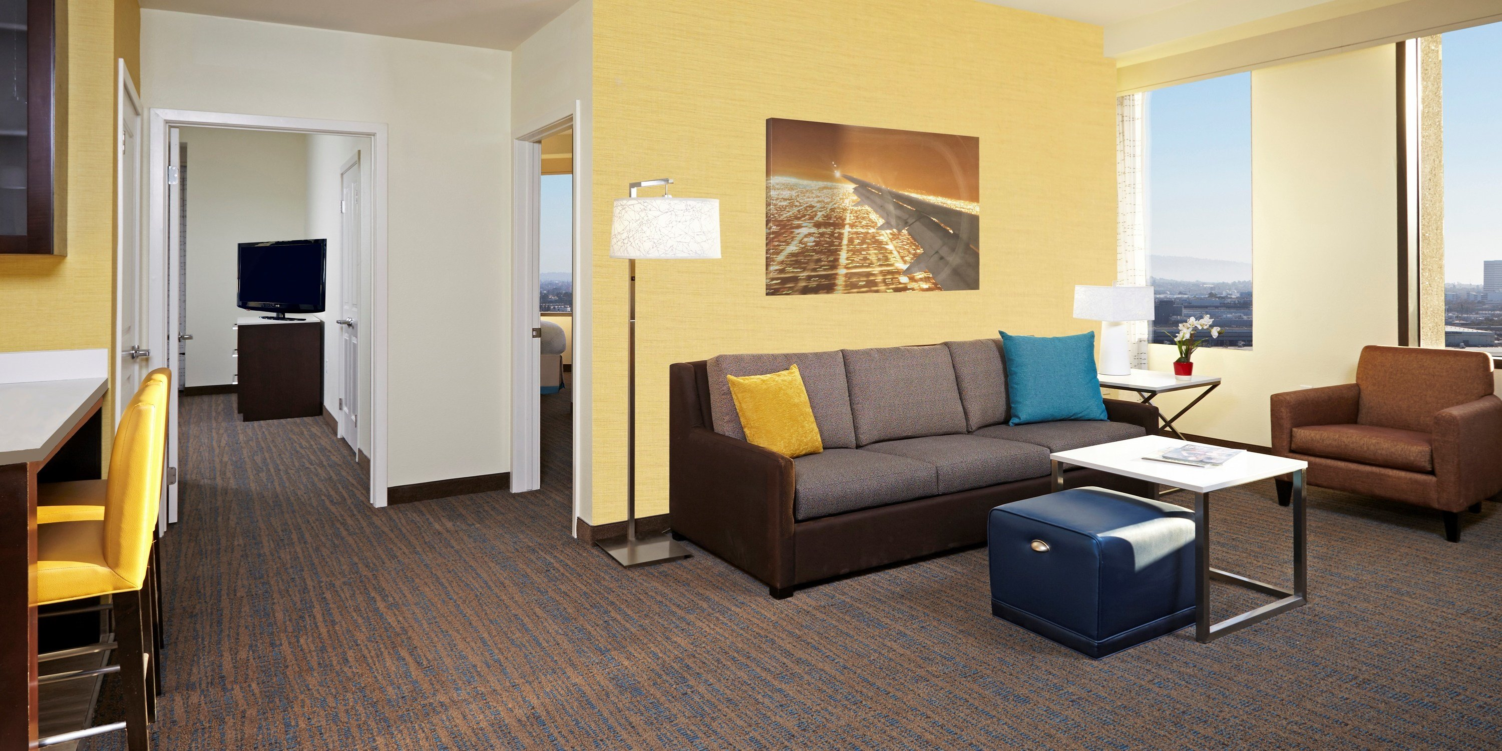 Best Hotel Lax Airport Los Angeles Suites Residence Inn With Pictures