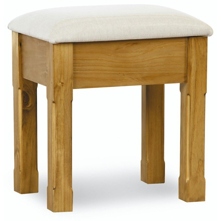 Best Sherwood Pine Dressing Table Stool With Pictures