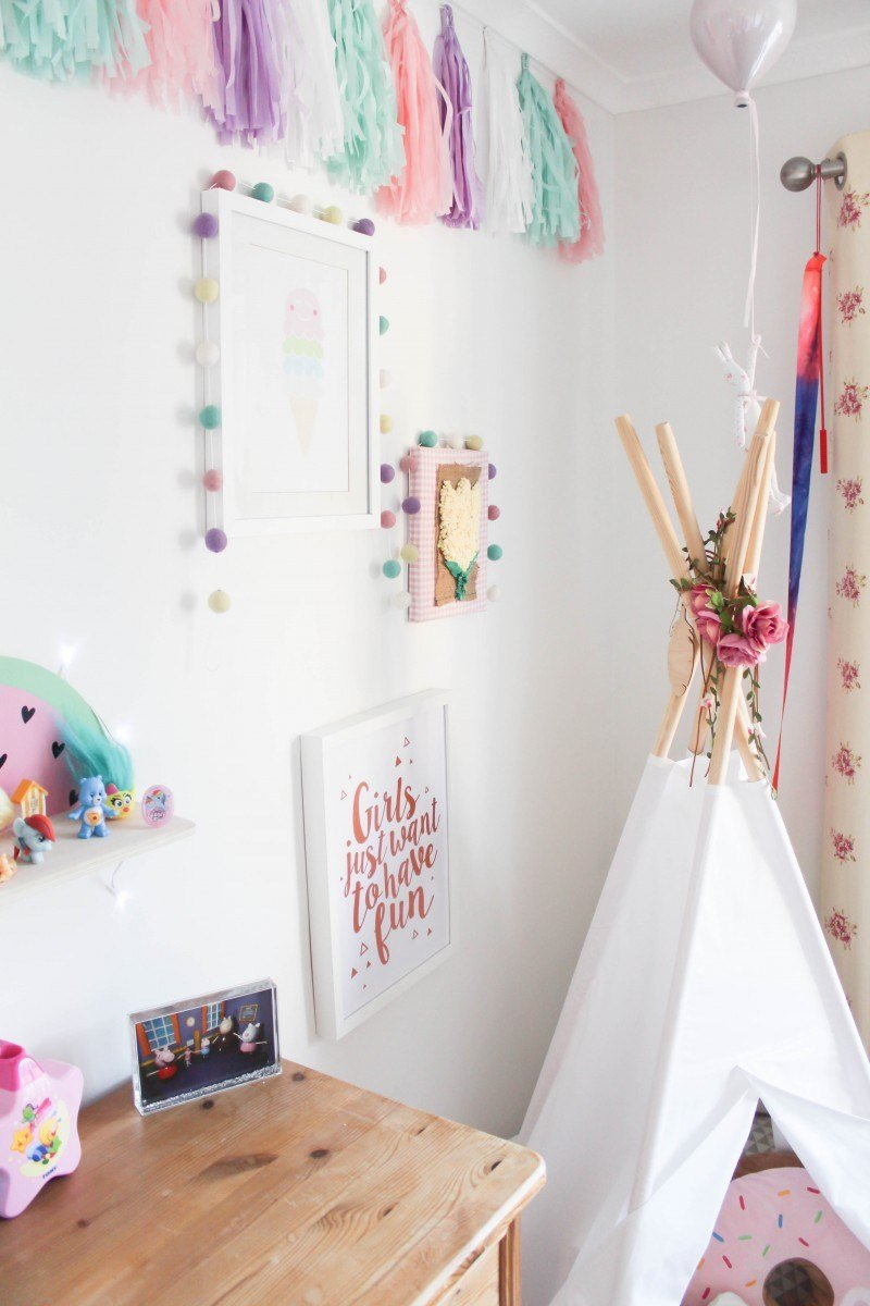 Best Pastel Toddler Girl Room Inspiration Roseyhome With Pictures