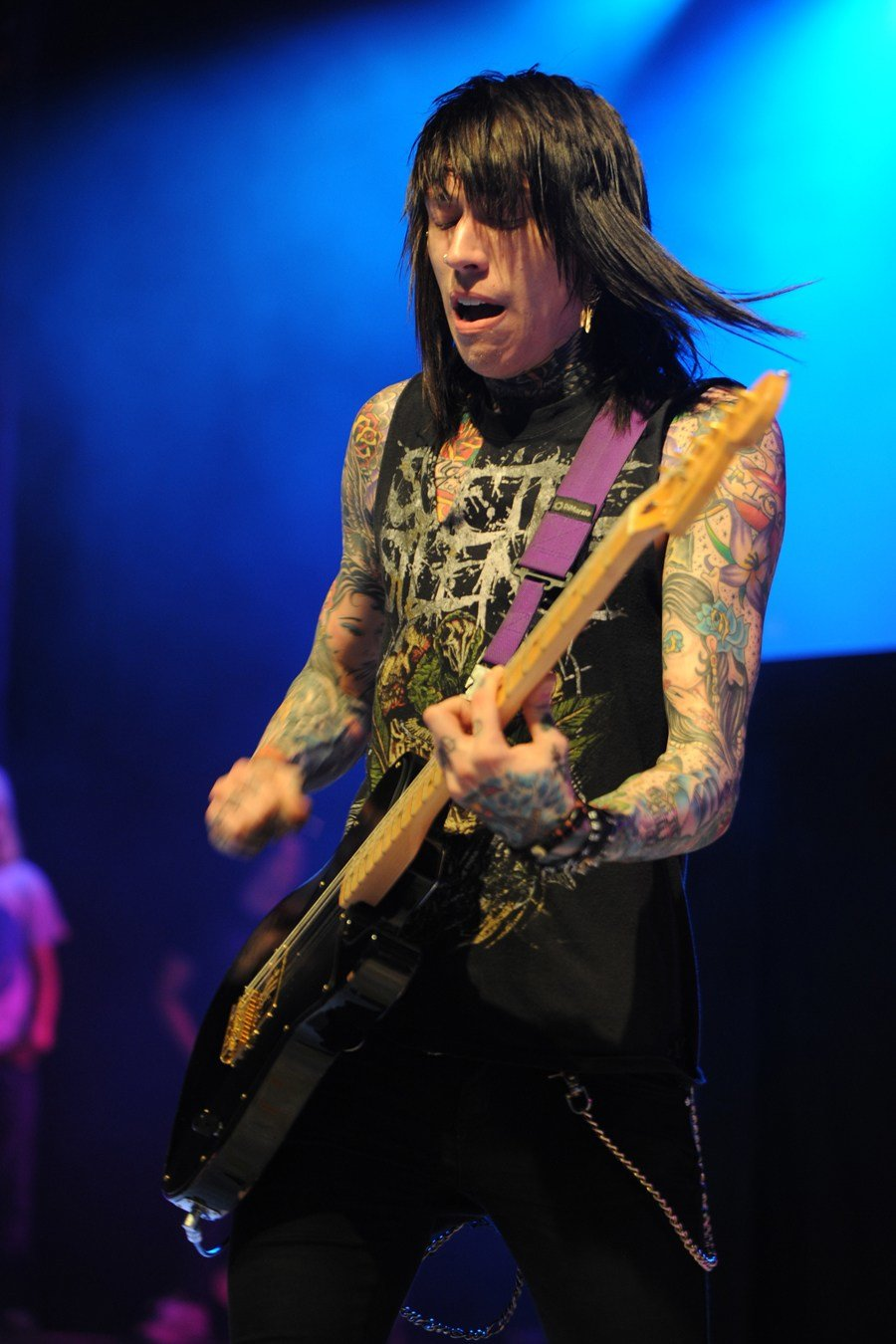 Best Trace Cyrus Tattoos Pictures Images Pics Photos Of His Tattoos With Pictures