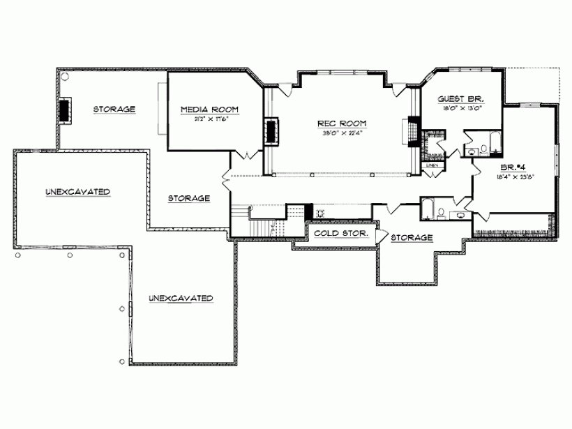 Best Eplans European House Plan Five Bedroom European 6311 With Pictures