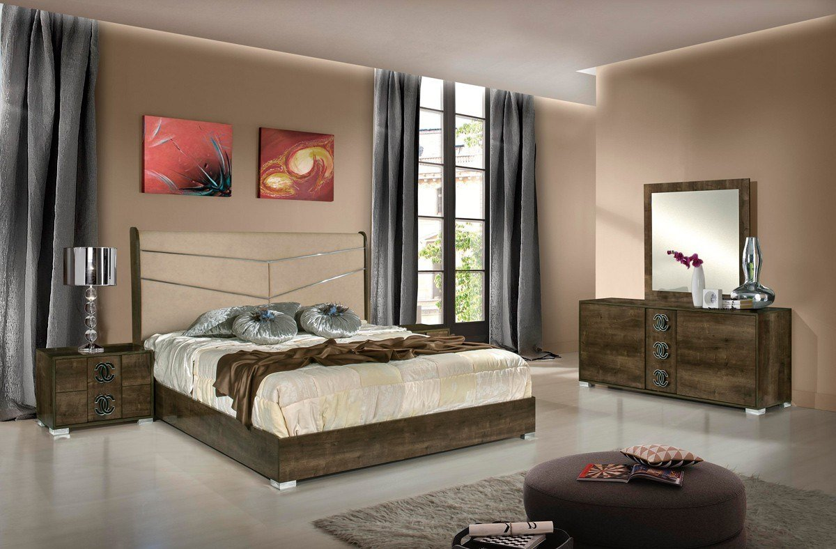 Best Athen Italian Bedroom Set Las Vegas Furniture Store With Pictures
