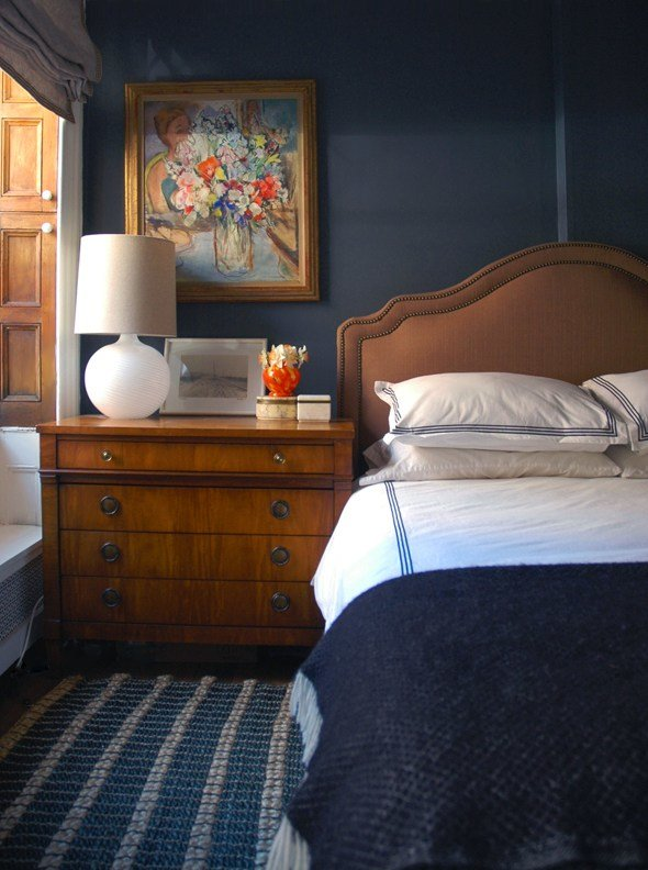 Best Navy Blue Paint Colors With Pictures