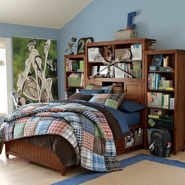 Best 45 Creative T**N Boy Bedroom Ideas Cartoon District With Pictures