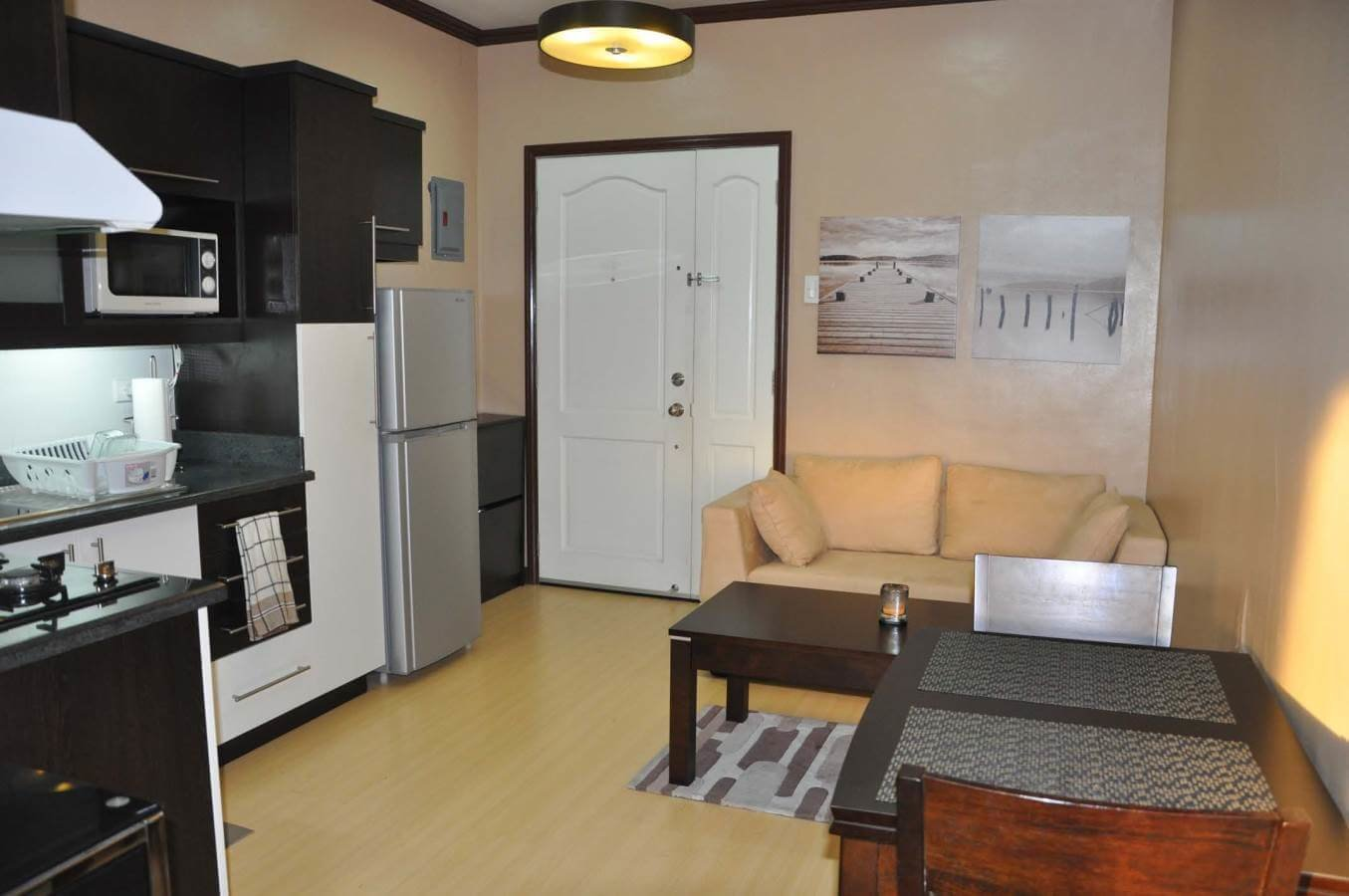 Best Palaciego Uno Fully Furnished 1 Bedroom Condo Unit For Sale With Pictures