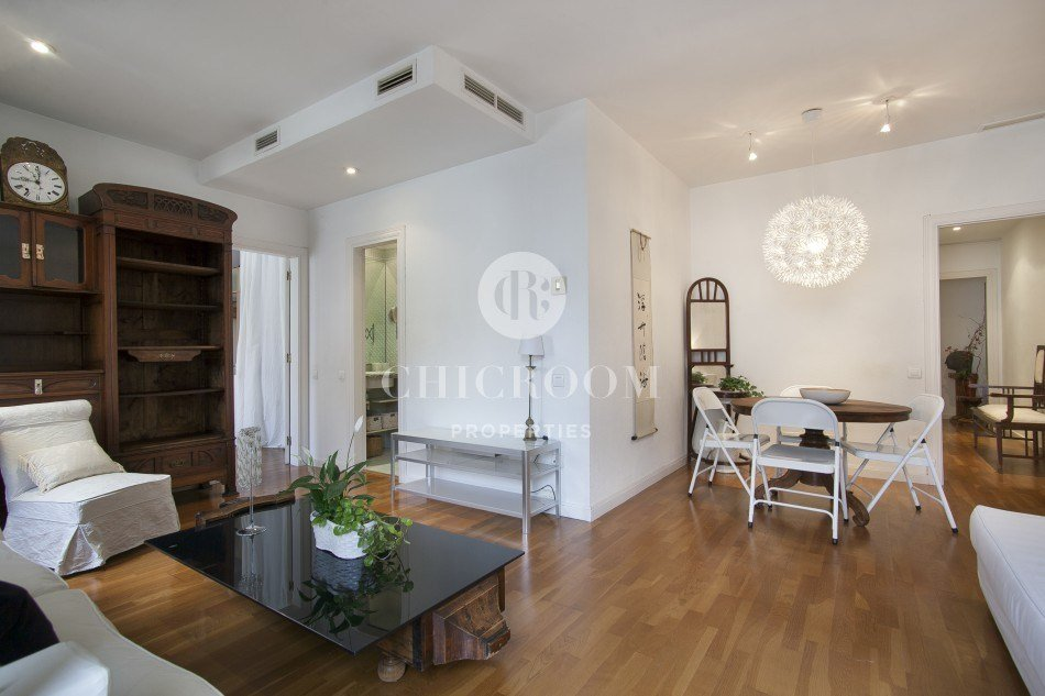 Best Furnished 2 Bedroom Flat To Let In Dreta Eixample With Pictures