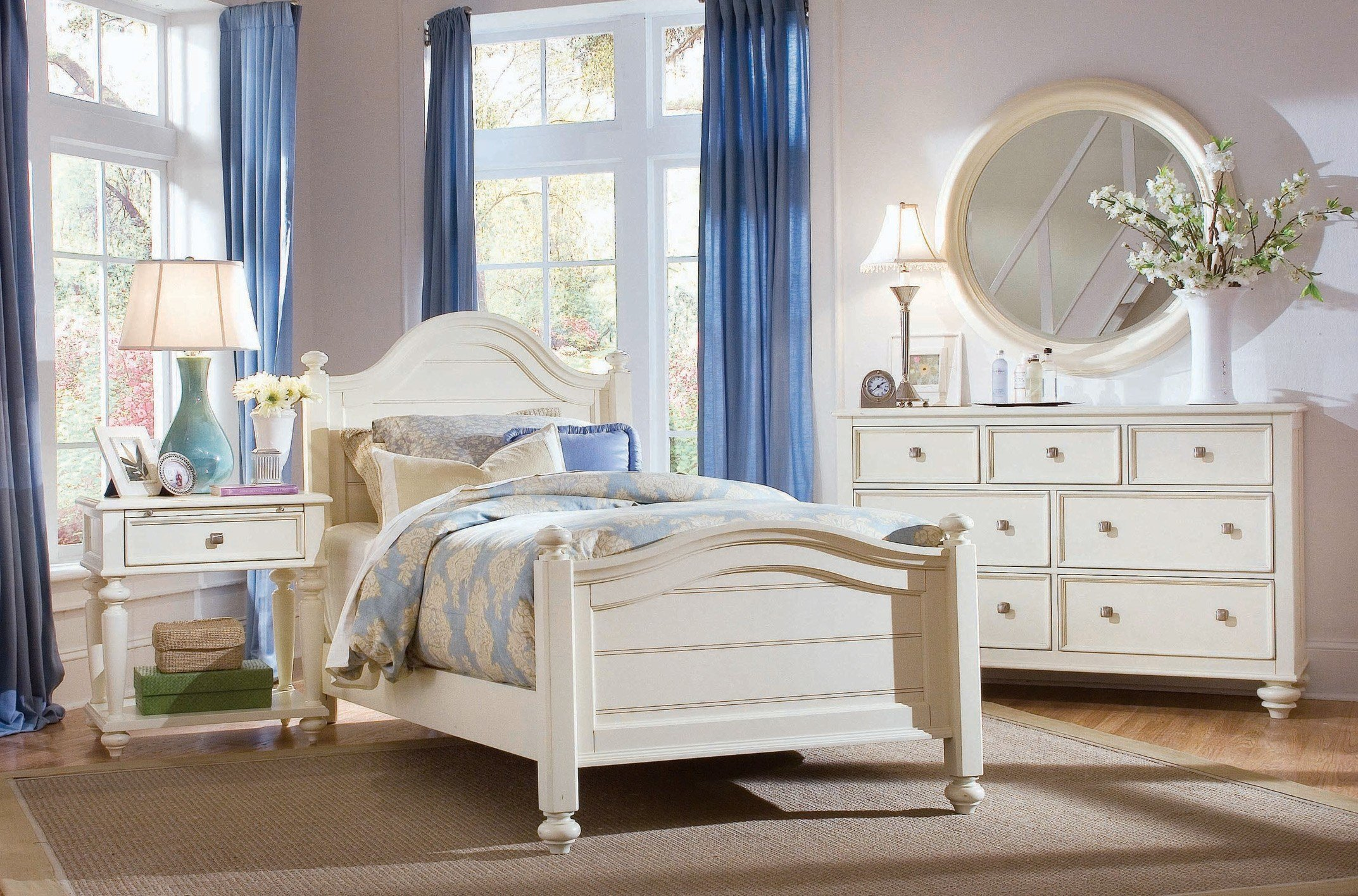 Best Country White Bedroom Furniture Cileather Home Design Ideas With Pictures