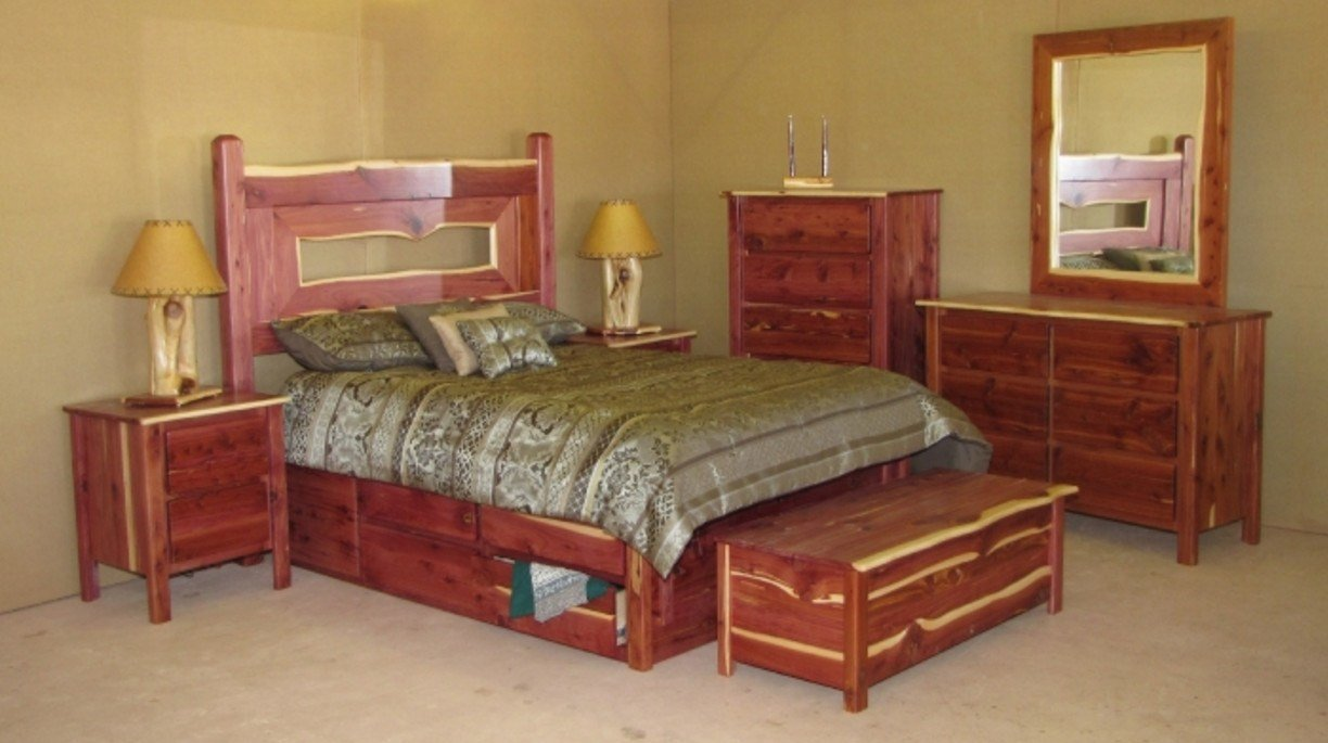 Best Red Cedar Bedroom Furniture Cileather Home Design Ideas With Pictures