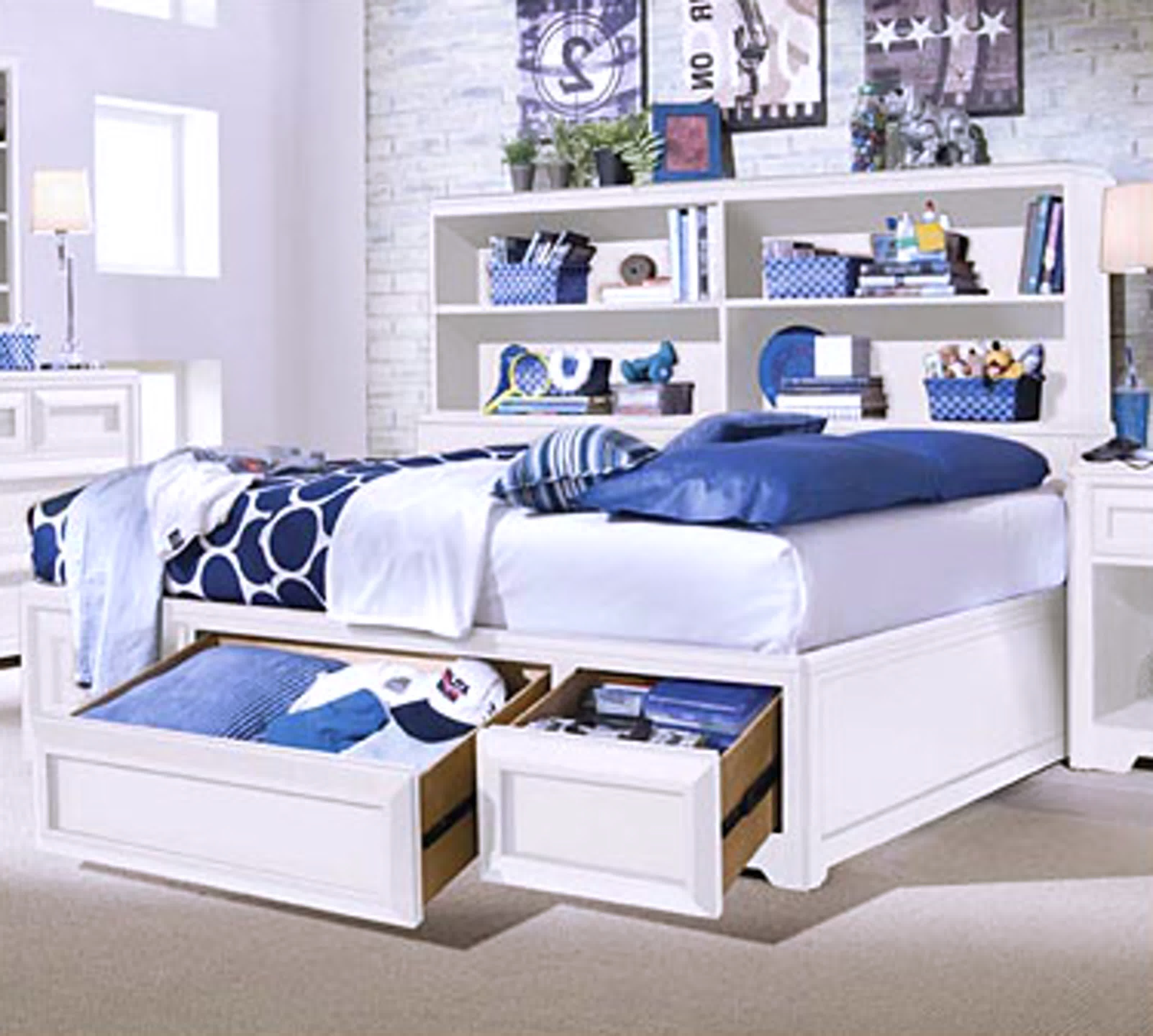 Best Solid Wood White Bedroom Furniture Cileather Home Design Ideas With Pictures