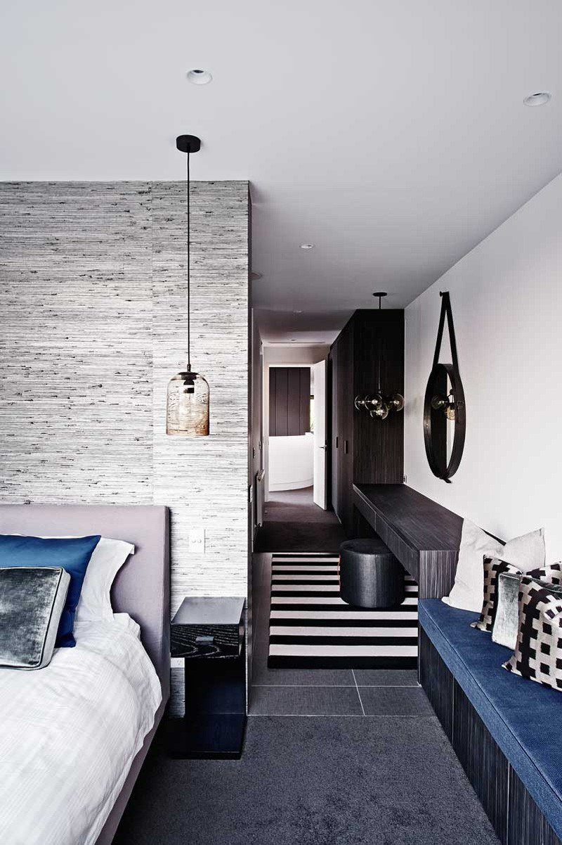 Best 21 Examples Of Bedrooms With Bedside Pendant Lights With Pictures