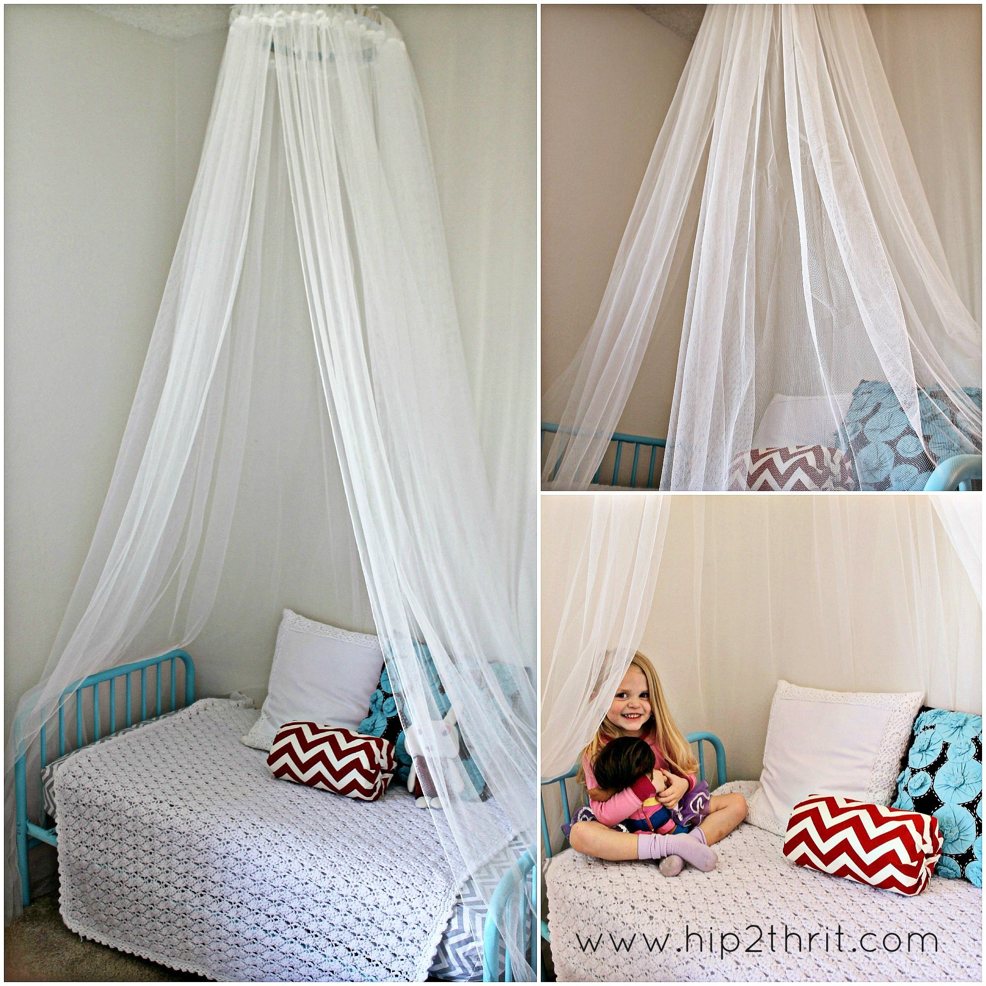 Best Craftaholics Anonymous® How To Make A Bed Canopy With Pictures