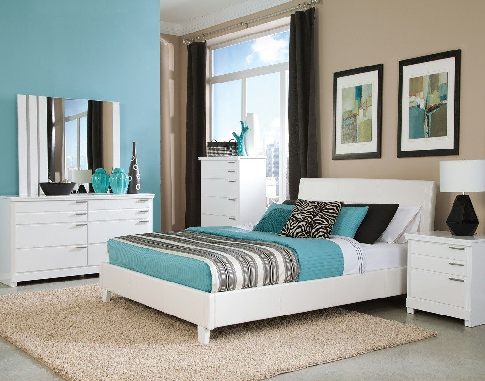 Best New York Bed – Genesis Furniture With Pictures