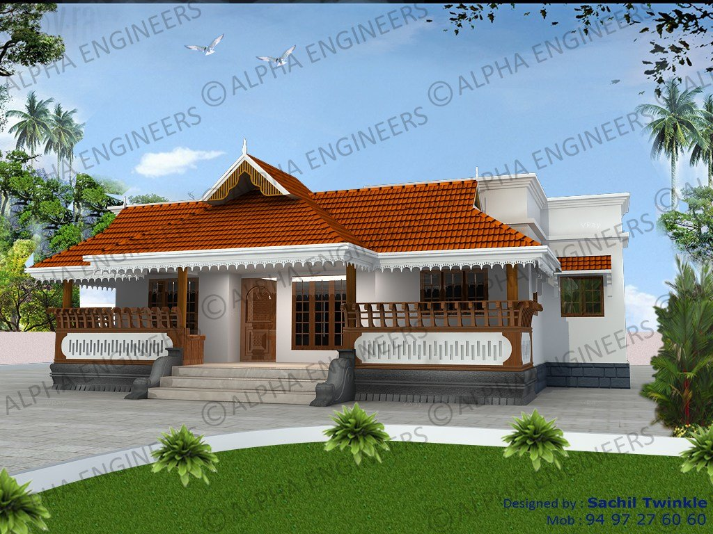 Best 2 Bedroom House Plans Archives Kerala Model Home Plans With Pictures