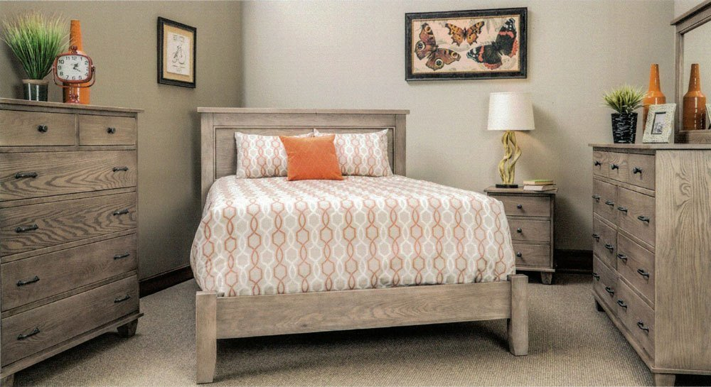 Best Kensington Bedroom Collection Ohio Hardwood Furniture With Pictures