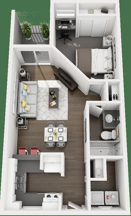 Best Tampa Apartments Near Usf On50 Student Housing With Pictures