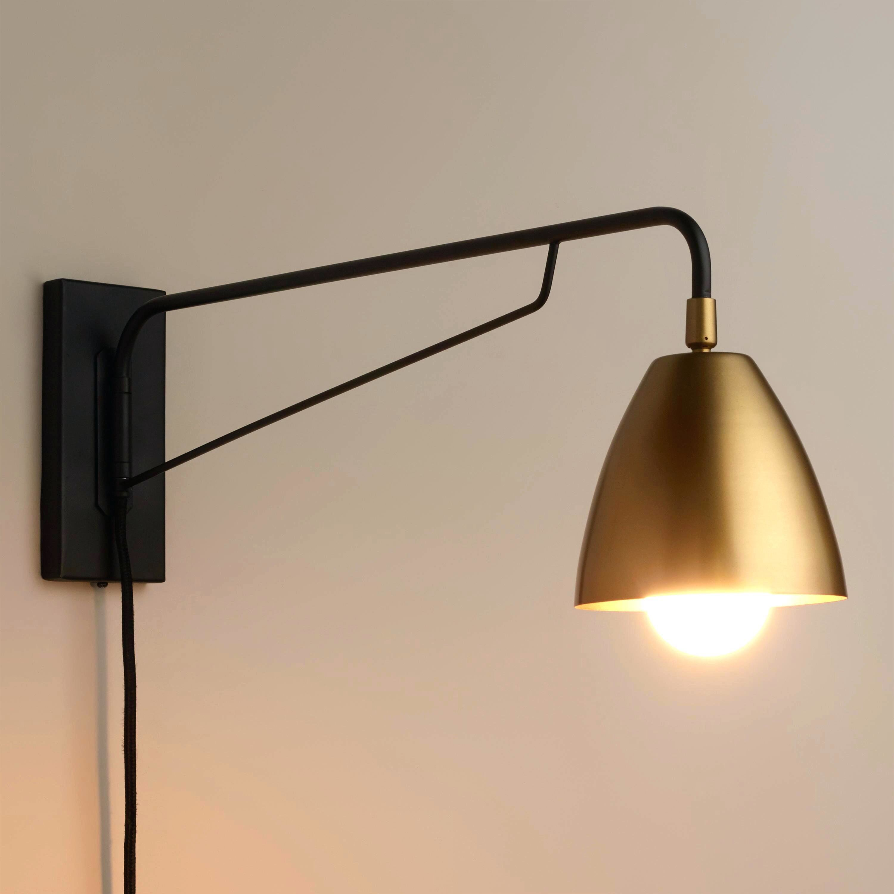 Best Plug In Wall Lights For Bedroom Bedrooms Lamps Led With With Pictures