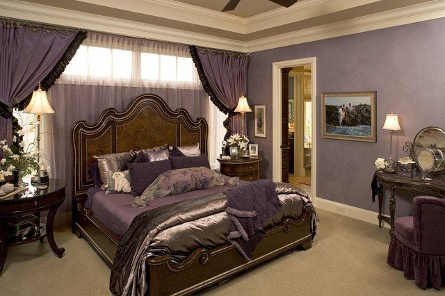 Best 20 Master Bedroom Design Ideas In Romantic Style Style With Pictures