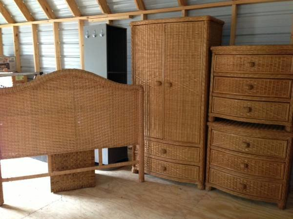 Best Wicker Bedroom Furniture Pier One For Sale With Pictures