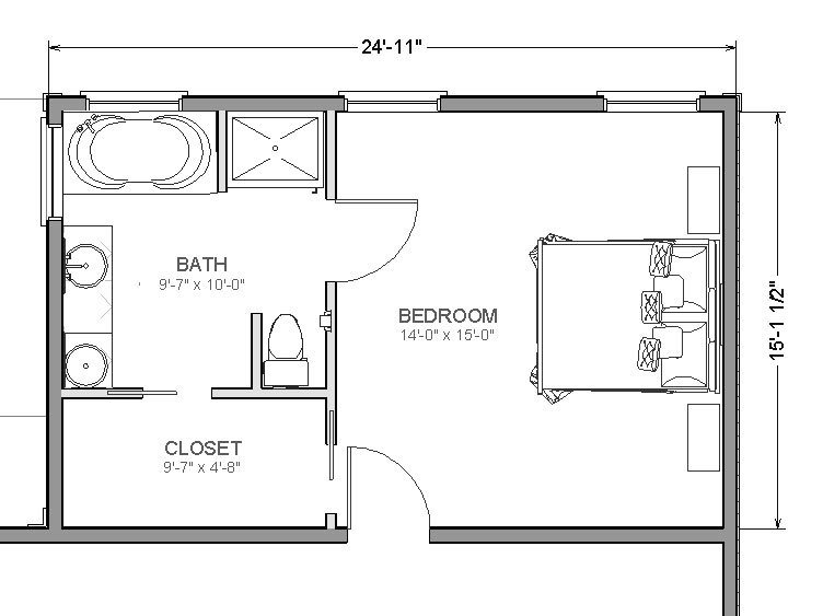 Best Master Suite Addition Add A Bedroom With Pictures