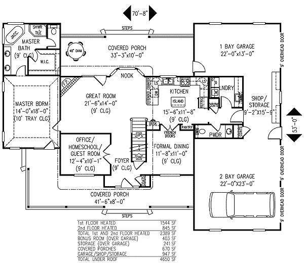 Best 4 Bedroom Country House Plans Smalltowndjs Com With Pictures