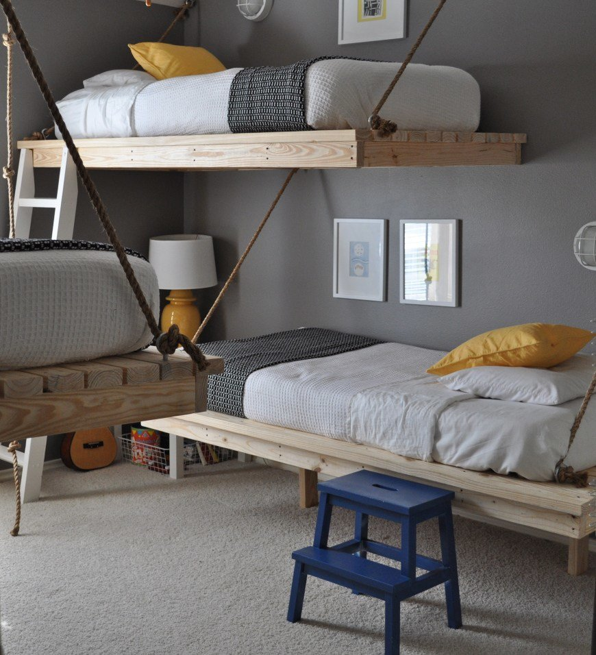 Best Design Tips To Make It Easy For Kids Sharing A Bedroom With Pictures