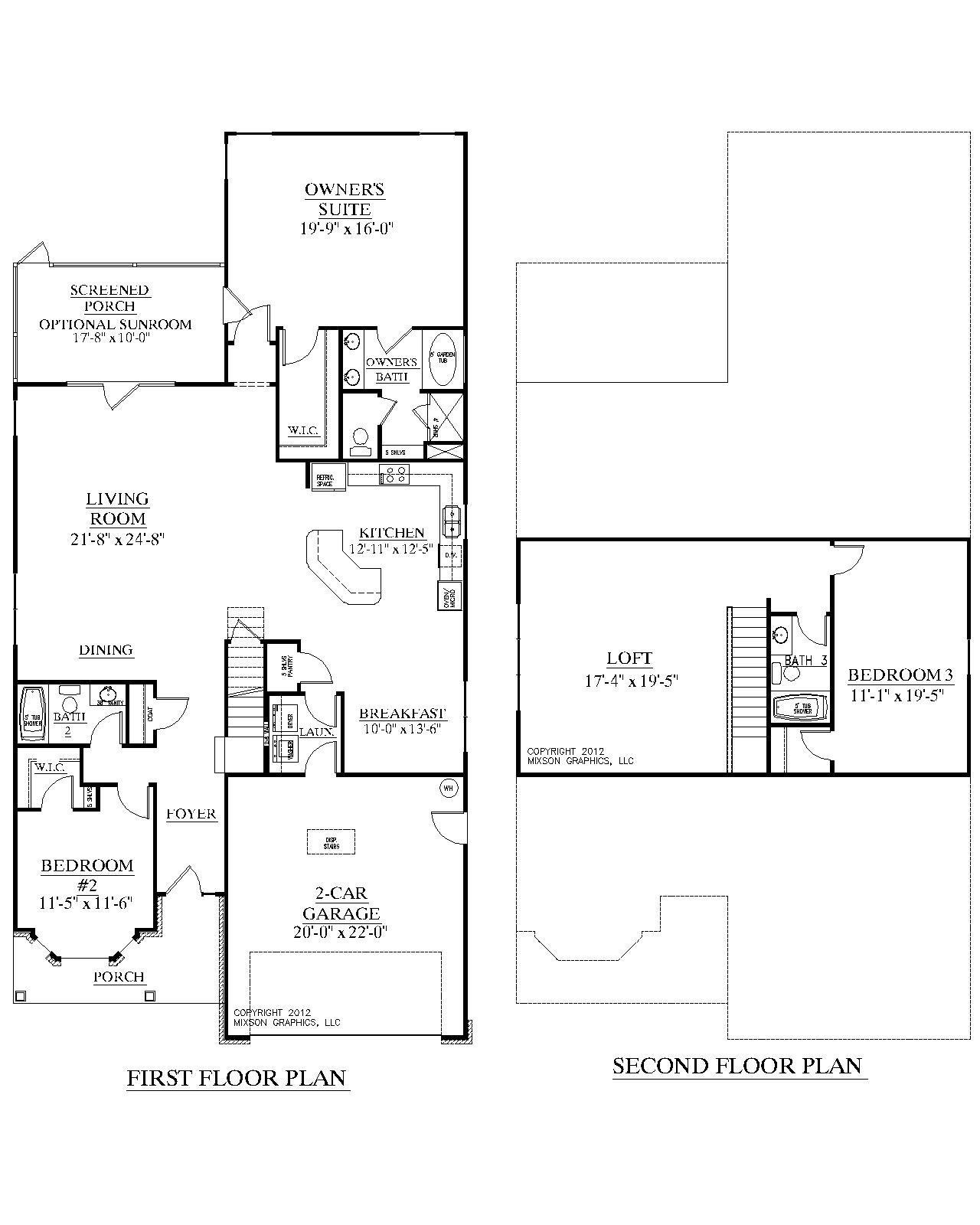 Best Southern Heritage Home Designs House Plan 2632 C The With Pictures