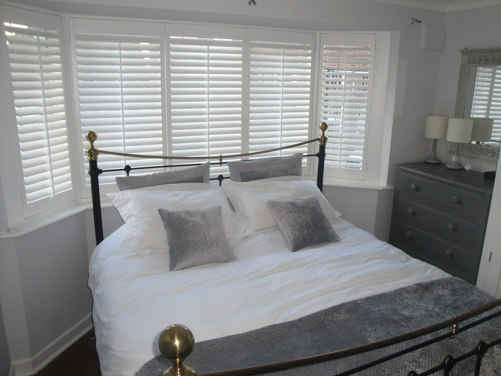 Best Bedroom Shutters West Country Shutters With Pictures