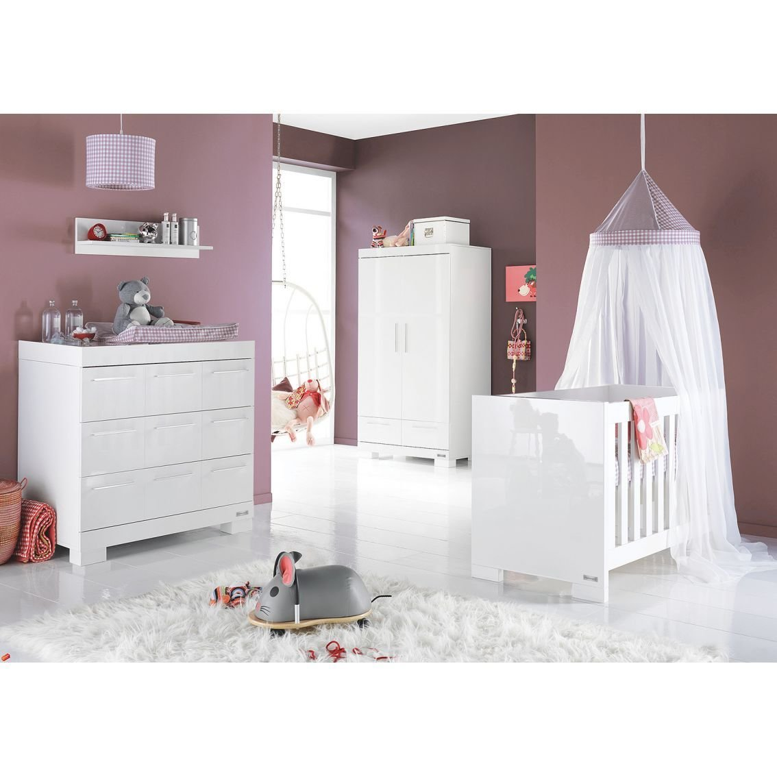 Best Babystyle Aspen 3 Piece Nursery Furniture Set With Pictures