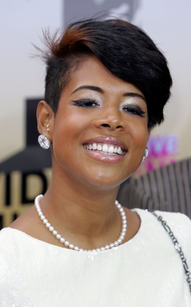 Free More Pics Of Kelis Short Side Part 14 Of 17 Short Hairstyles Lookbook Stylebistro Wallpaper