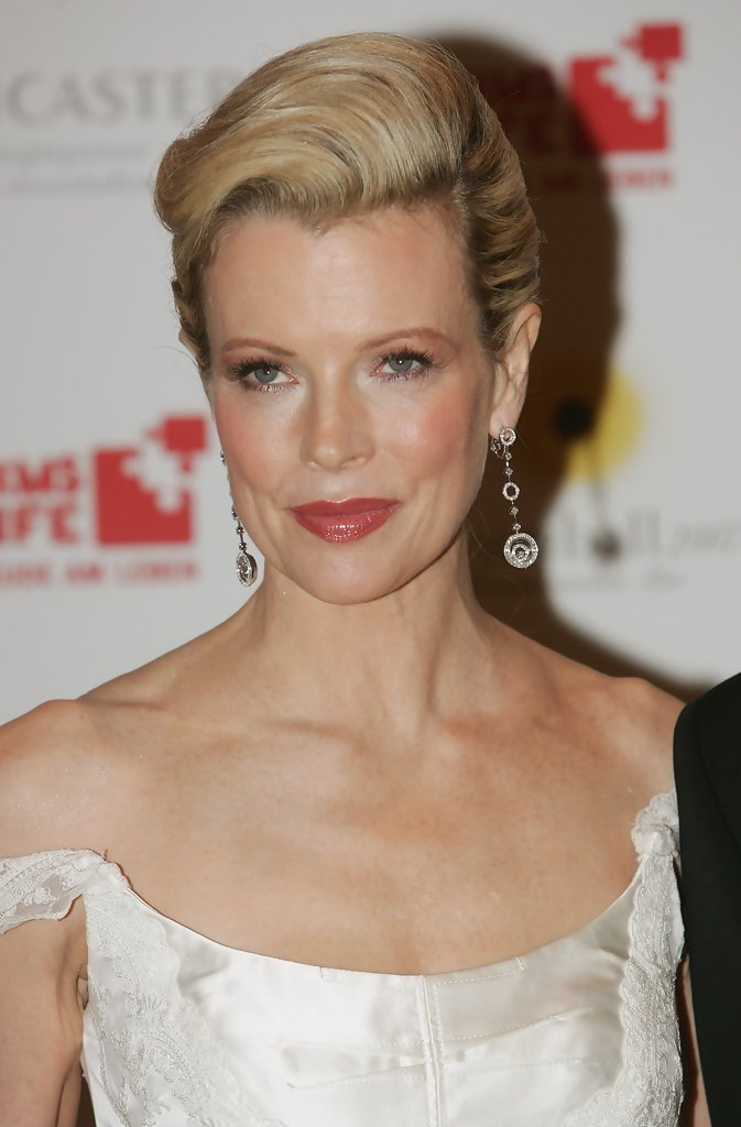 Free Kim Basinger S Updo Haute Hairstyles For Women Over 50 Wallpaper