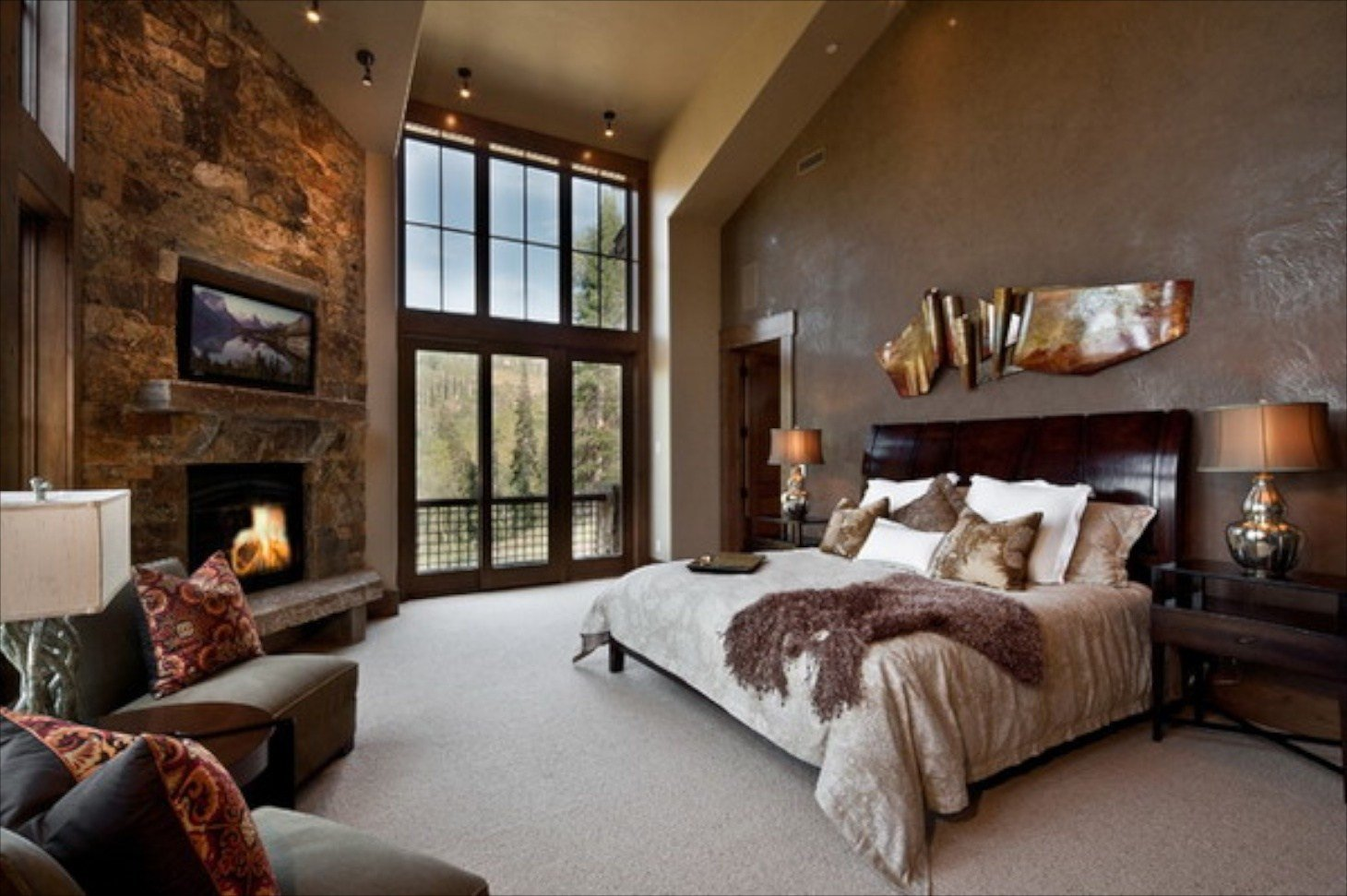 Best Decorating With Stone Inside The Home With Pictures