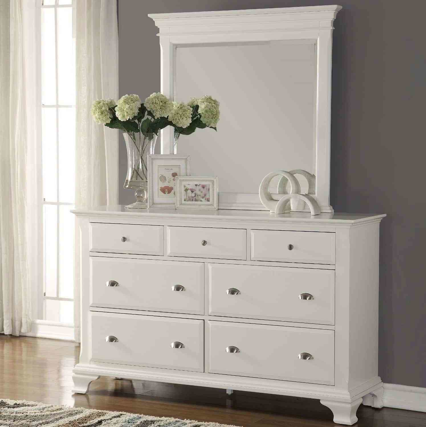 Best White Bedroom Dressers White Dressers With Pictures