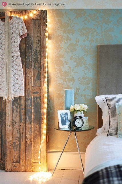 Best 14 Ways To Decorate Your Bedroom With Fairy Lights Wave With Pictures