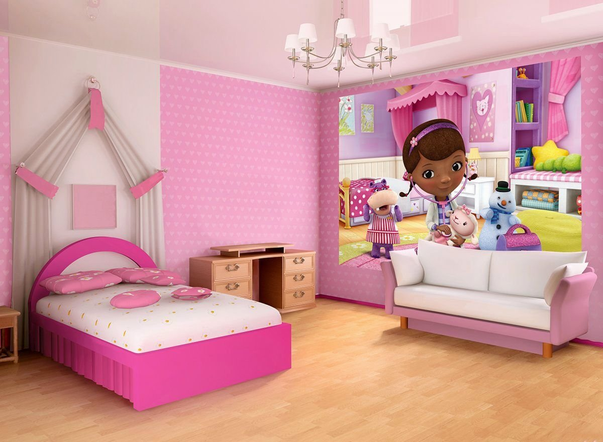 Best Elegant Doc Mcstuffins Bedroom Decor Design Bedroom Decorating And Disign Colors Ideas With Pictures