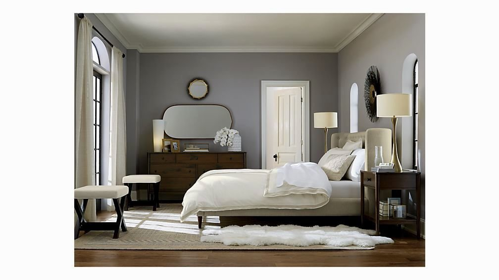 Best Fresh Crate And Barrel Bedroom Furniture Plan Bedroom With Pictures