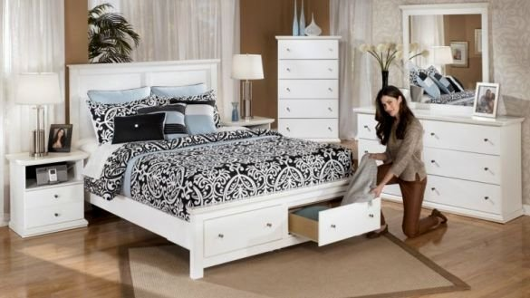 Best Cool Diamond Furniture Bedroom Sets Image Bedroom With Pictures