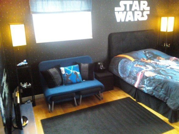 Best 20 Cool Star Wars Themed Bedroom Ideas Housely With Pictures