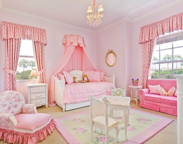 Best Pretty In Pink 35 Stylish Girls' Bedroom Ideas In Pink With Pictures