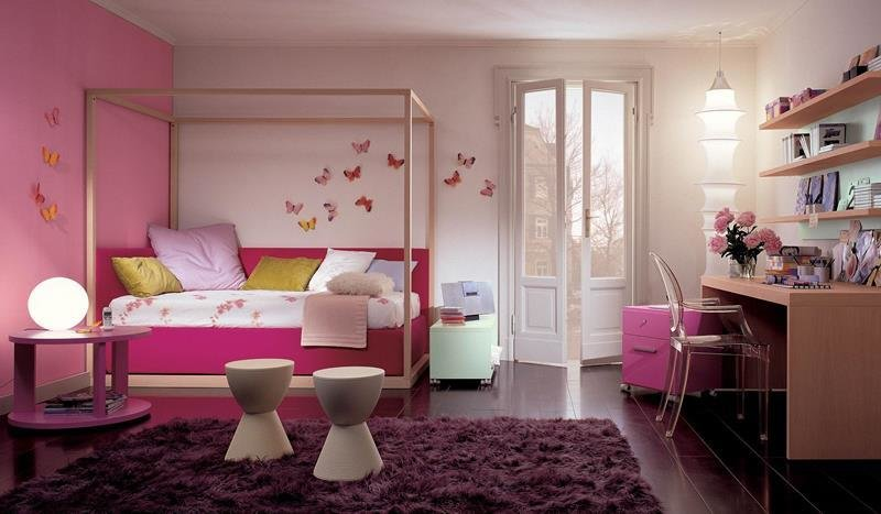 Best 31 Pretty In Pink Bedroom Designs Page 5 Of 6 With Pictures