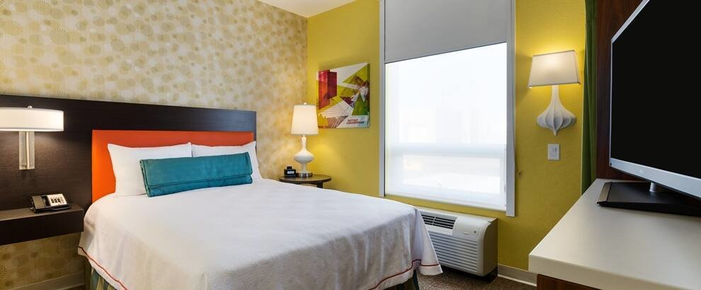 Best Edmonton Hotel Rooms Suites Home2 Suites By Hilton With Pictures
