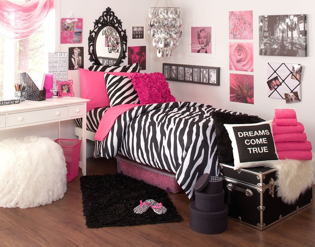 Best Black And Pink Bedroom Ideas 11 Hd Wallpaper With Pictures