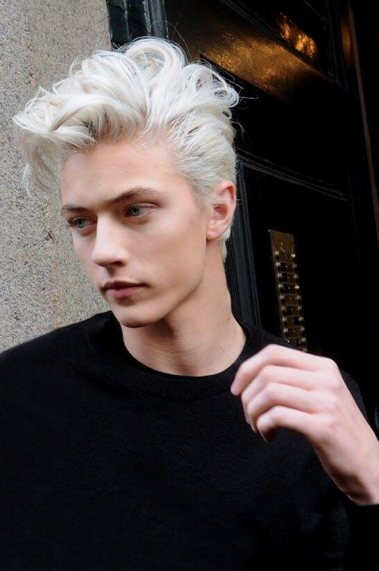 Free Hair Color Trends And Ideas For Men Wallpaper