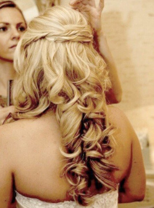 Free Layered Prom Hairstyles Back View Of Prom Hair Styles Wallpaper