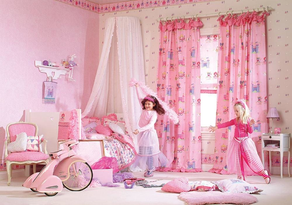 Best Little Girls Bedroom Curtains Uk Decor Ideasdecor Ideas With Pictures