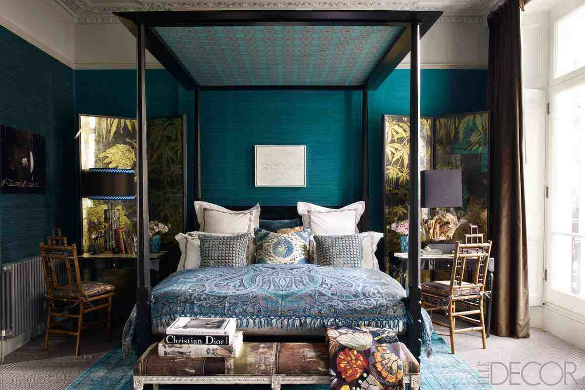 Best Dark Teal Bedroom Ideas Decor Ideasdecor Ideas With Pictures
