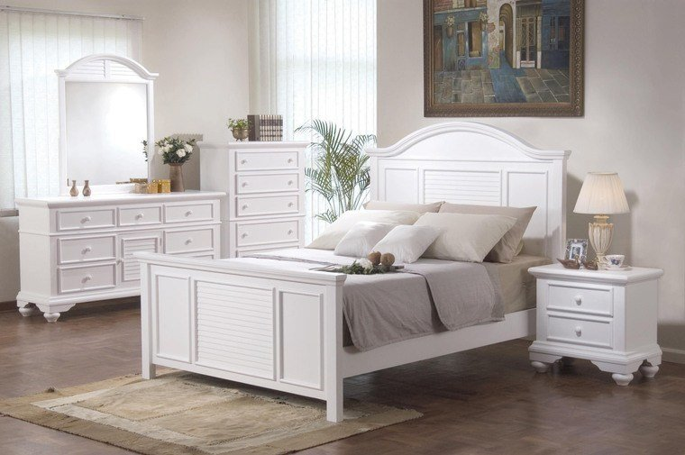 Best Shabby Chic White Bedroom Furniture Decor Ideasdecor Ideas With Pictures